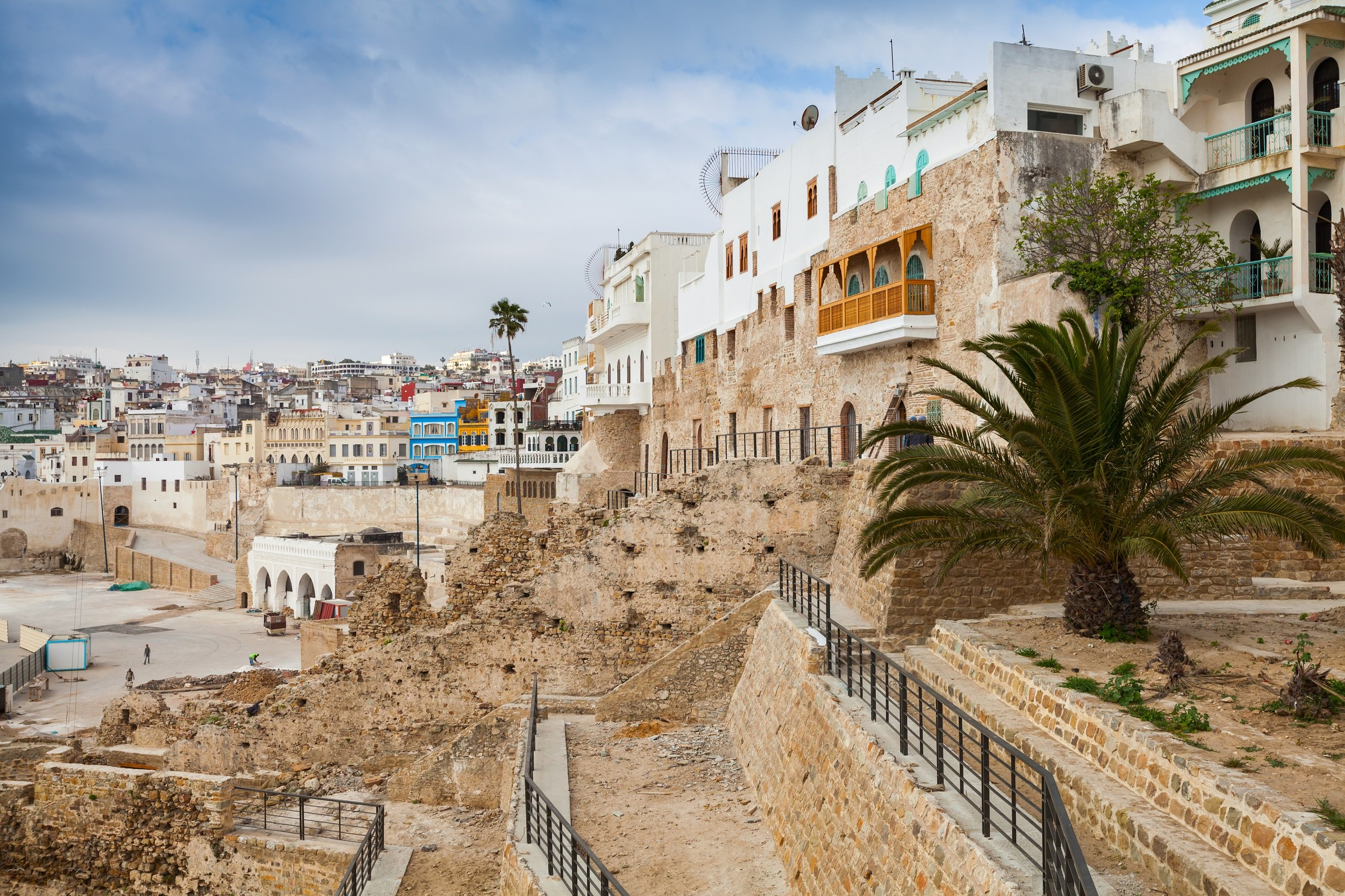 Medina_moroccan Food Tour In Tangier