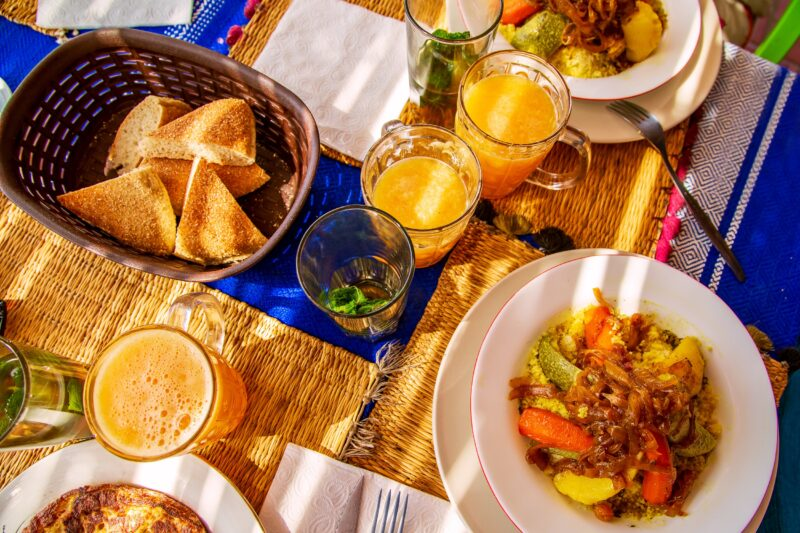 Moroccan Food Tour In Chefchaouen_1