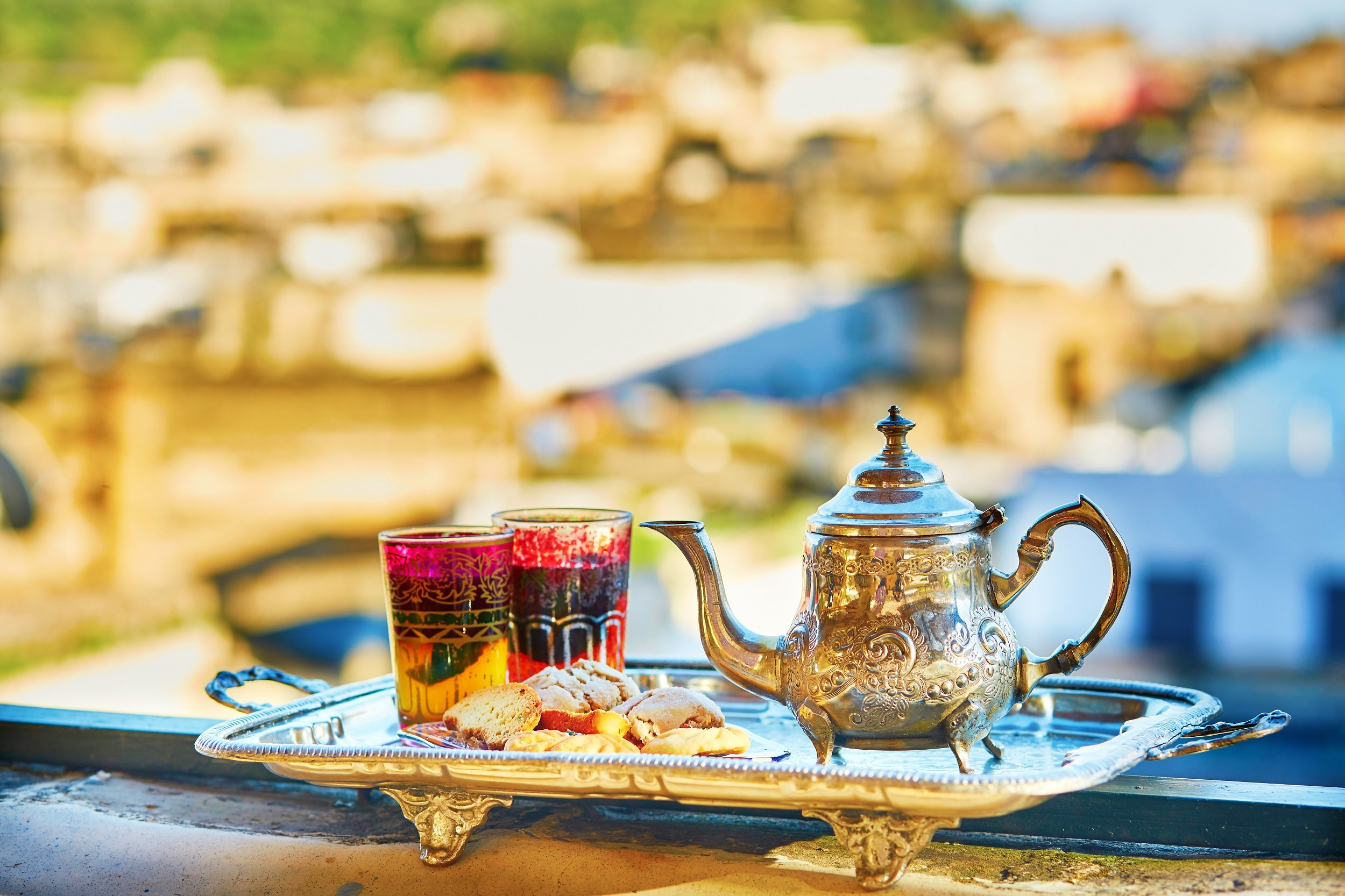 Moroccan Food Tour In Fez_tea