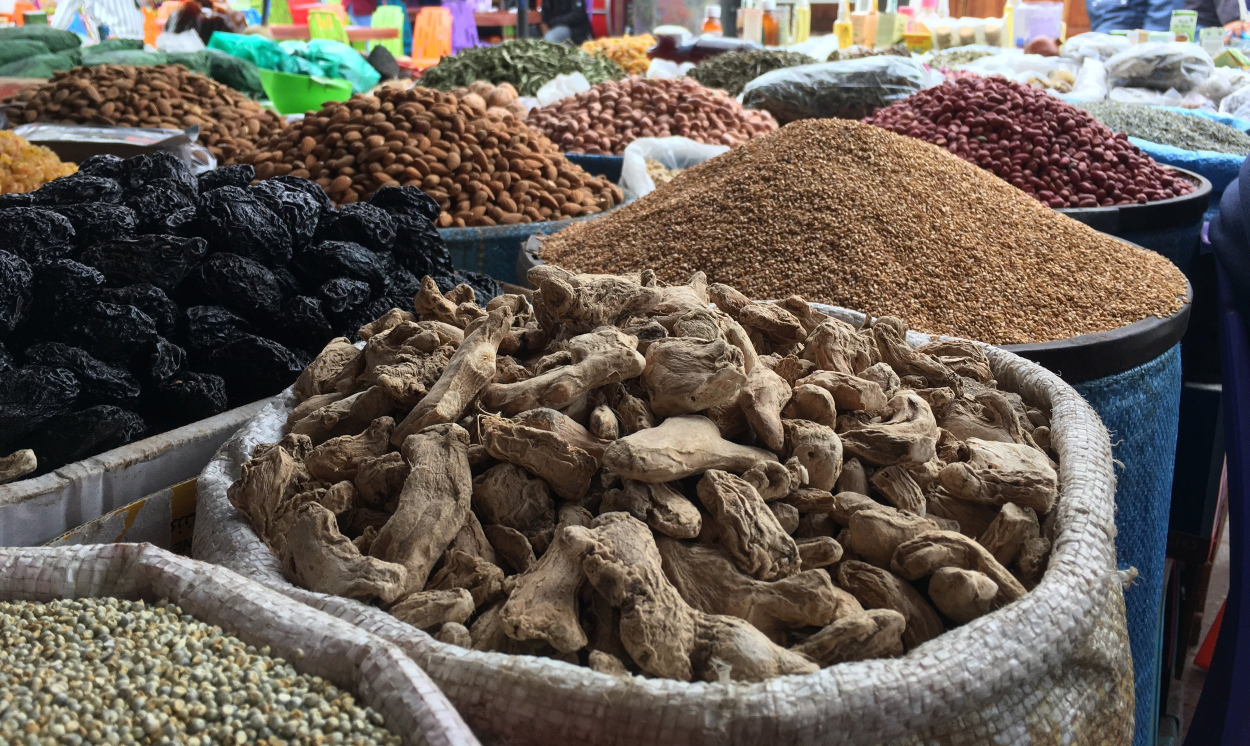 Moroccan Food Tour In Rabat_spices