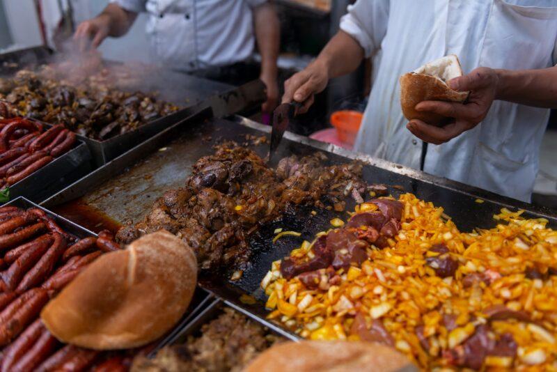Moroccan Food Tour In Rabat_street Food