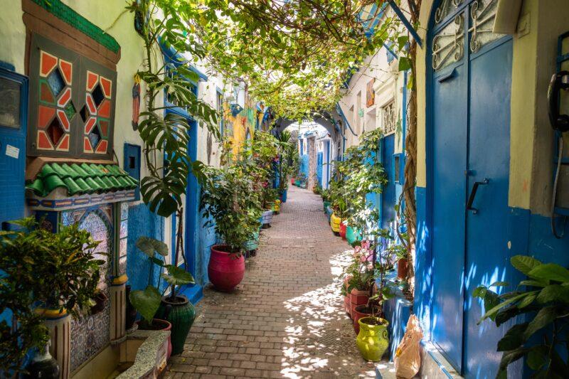 Moroccan Food Tour In Tangier_medina