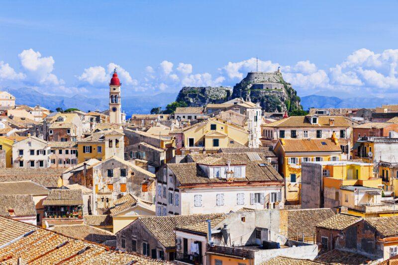 Paleokastritsa Monastery, Kanoni & Corfu Town Tour_1