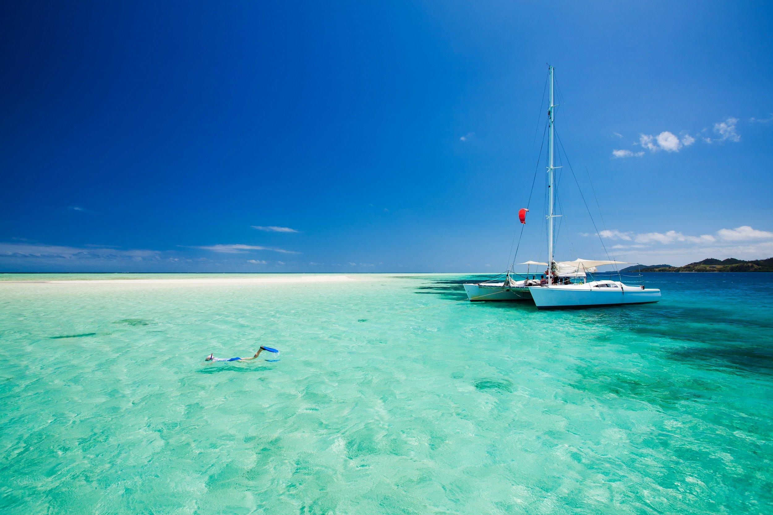 Premium Catamaran Cruise From The Riviera Maya_