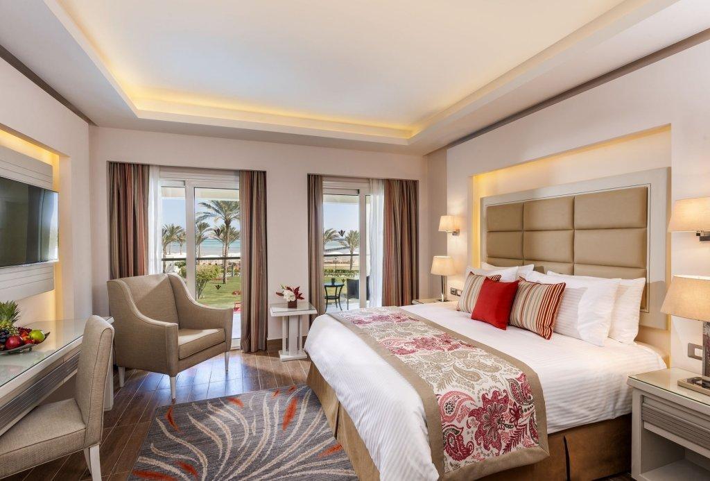 Rooms at Rixos Premium Seagate are all-inclusive