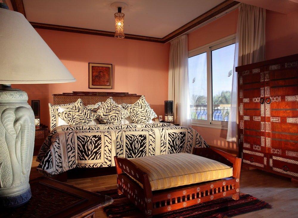 Royal Savoy offers a central location in Sharm El Sheikh