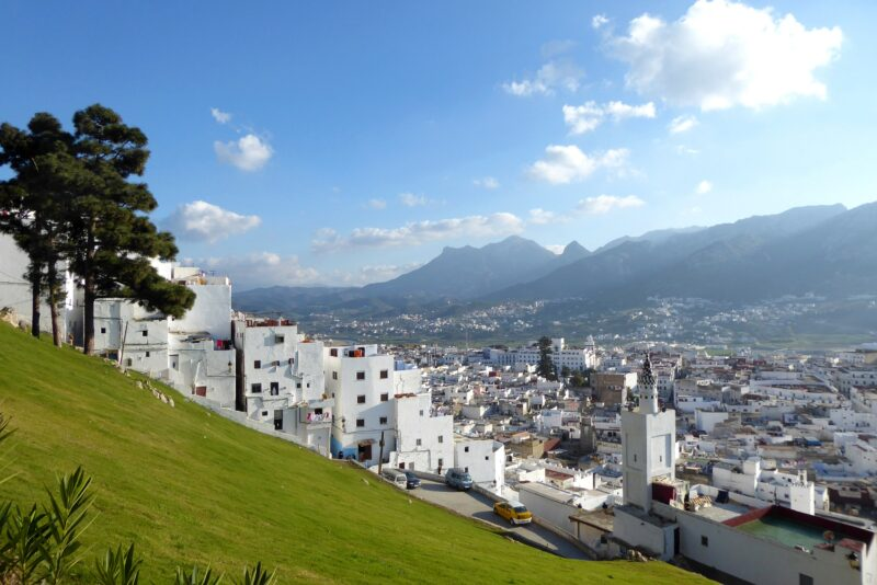 Tetouan Private Tour From Tangier