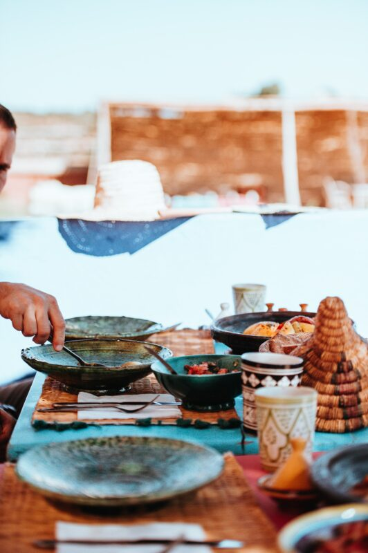 Sample Moroccan Delights On Our Tetouan Private Tour From Tangier