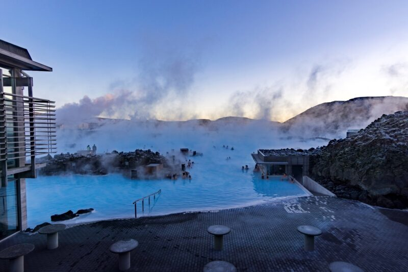 Steam And Relax On Our 4 Day Iceland Express Tour Package