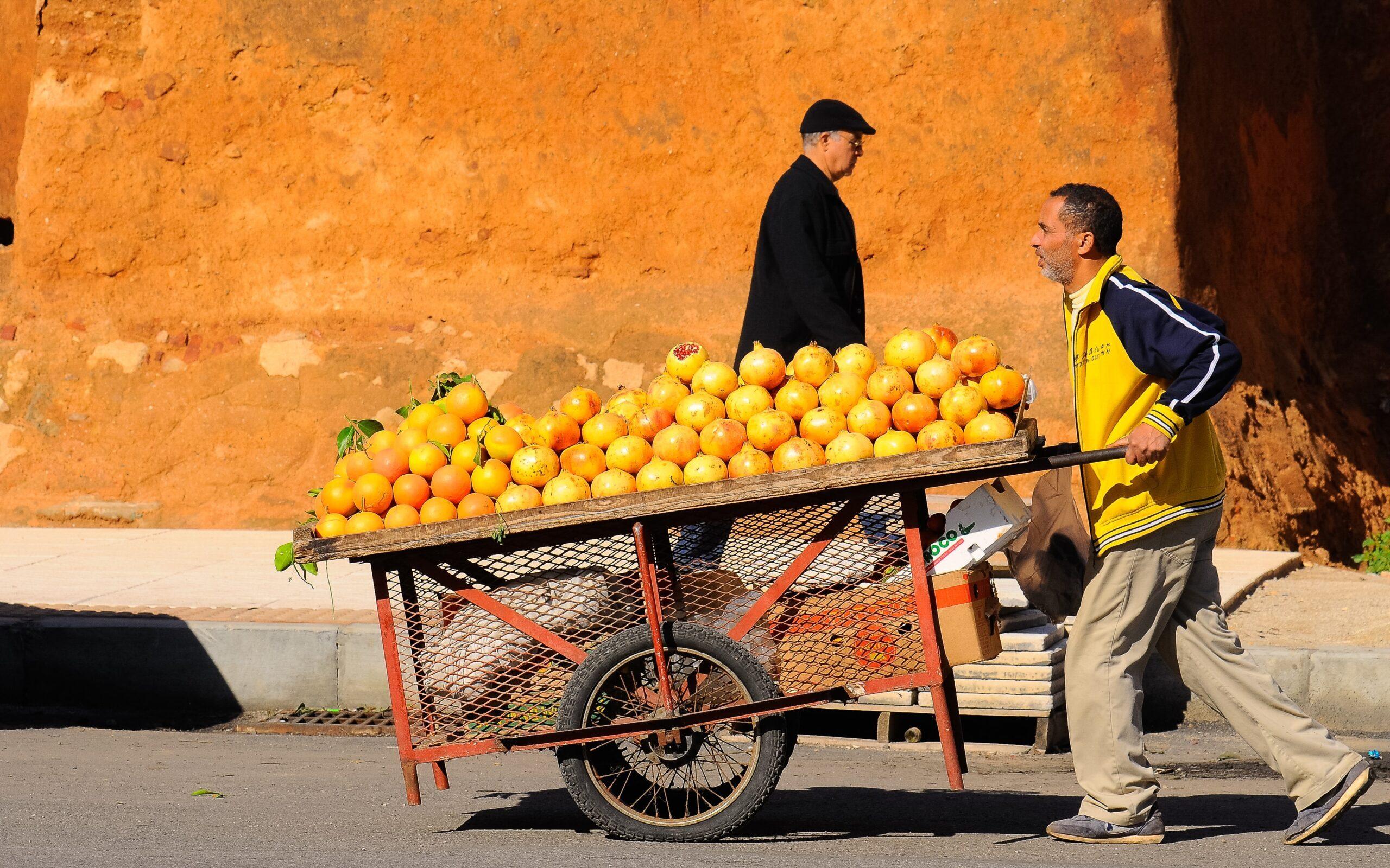Casablanca's Central Market - Moroccan Food Tour In Casablanca