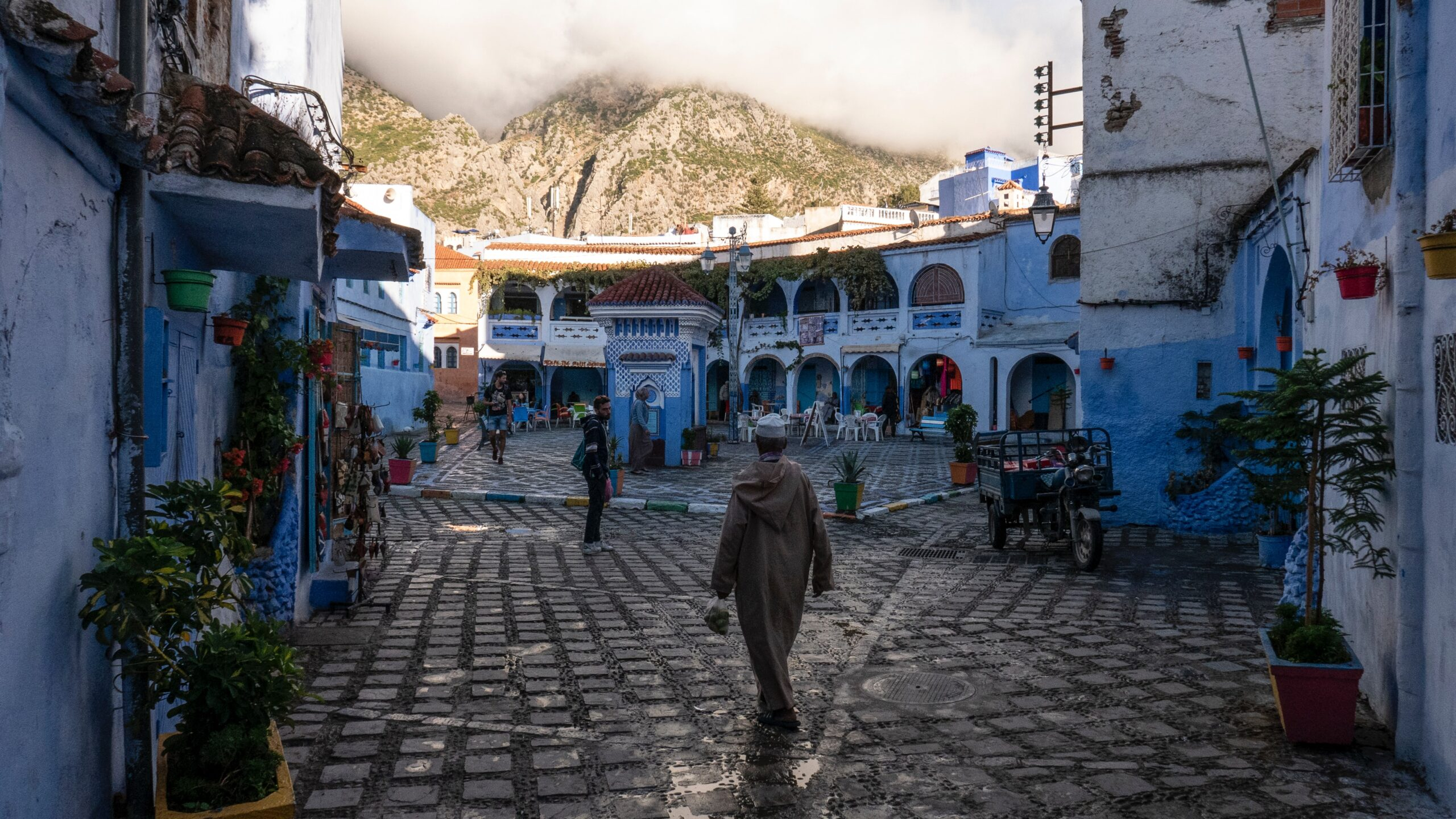 Enjoy A Day Of Food Tasting On Our Moroccan Food Tour In Chefchaouen