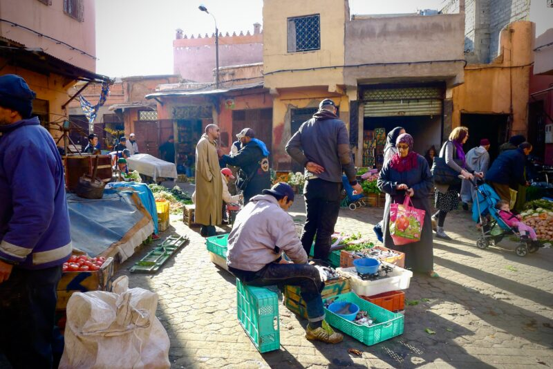 Taste Delicious Foods On Our Moroccan Food Tour In Casablanca