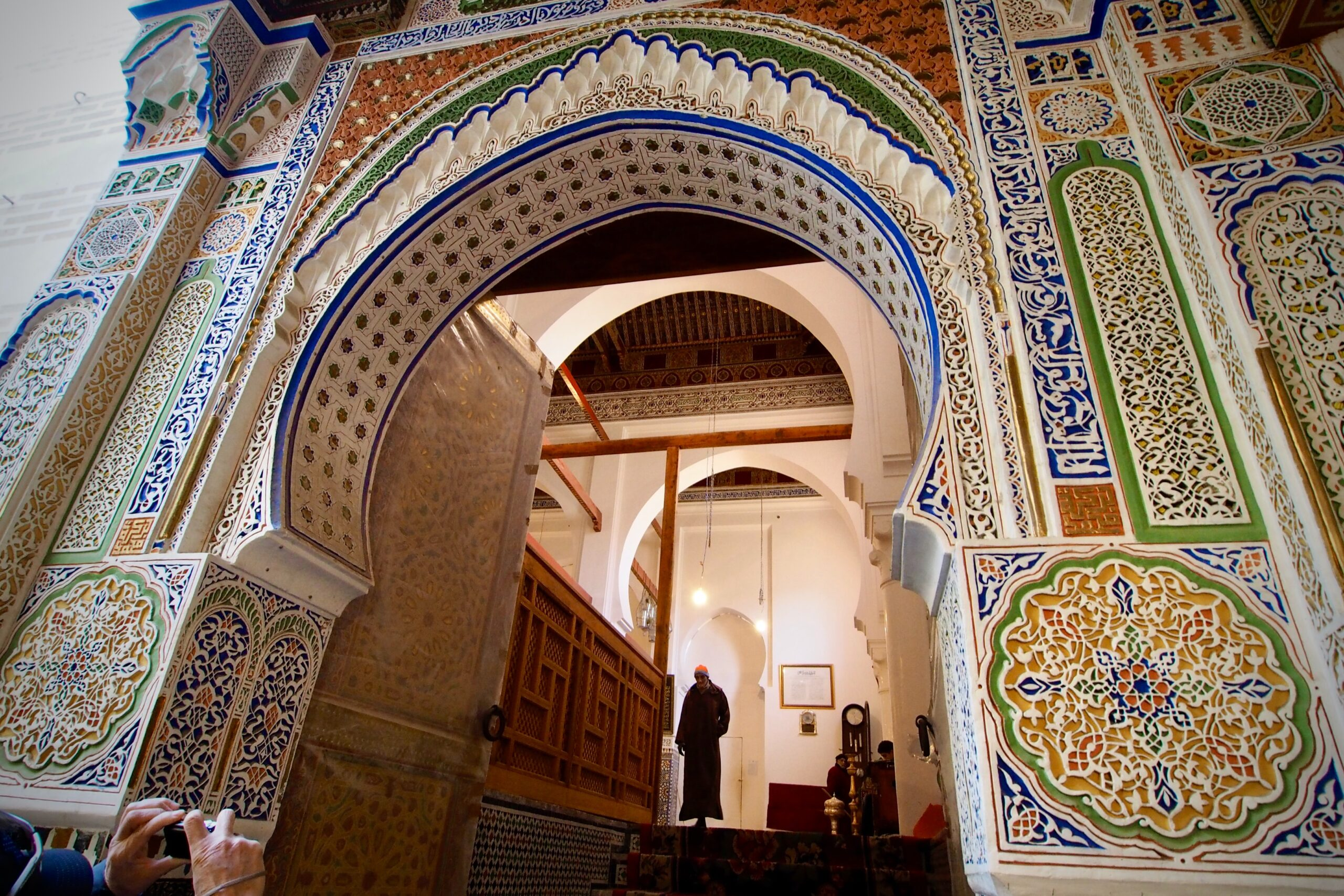 Stunning Faz Architecture - Fez Private Tour From Rabat
