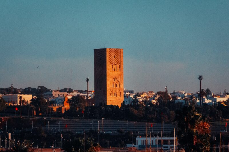 Visit The Hassan Tower With Our Insider Rabat Private City Tour