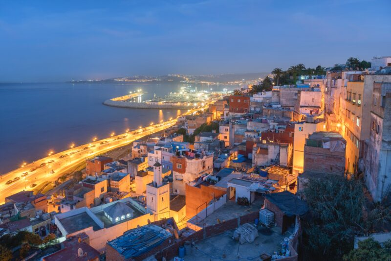Beautiful Tangier On Our Insider Tangier Private City Tour