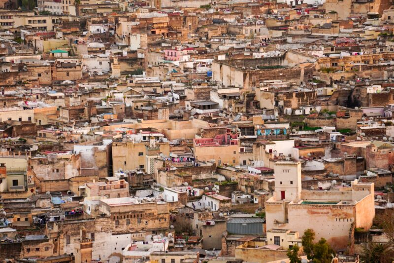 Visit Characterful Fez On Our Moroccan Food Tour In Fez