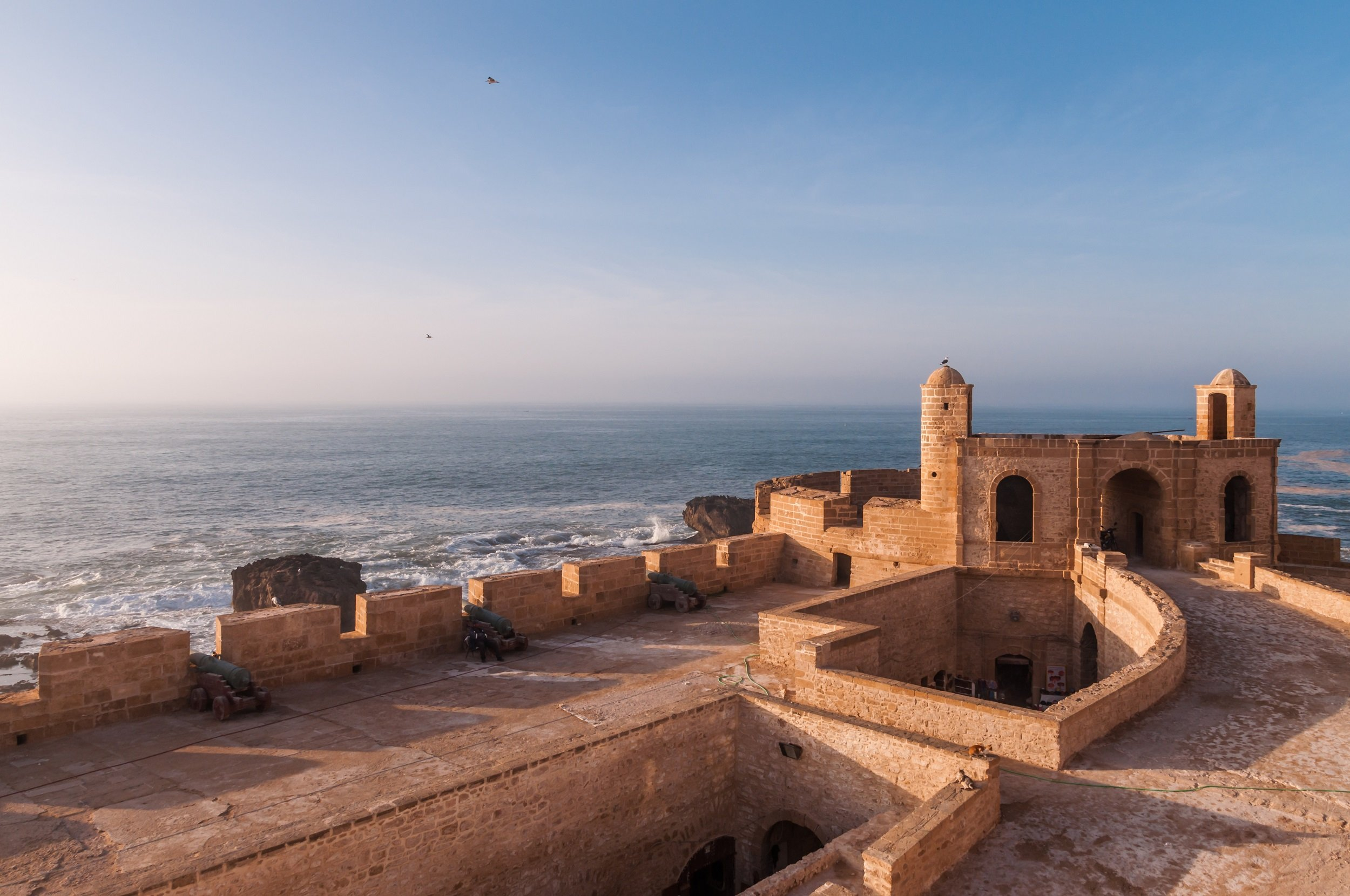City Walls - Essaouira Private Tour & Surf Experience From Marrakesh