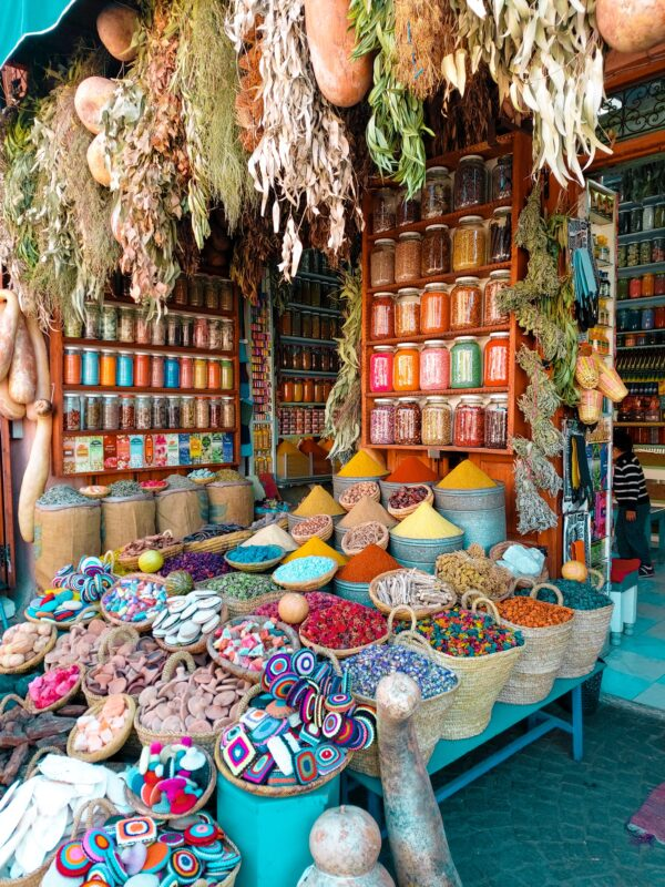 Learn About Moroccan Cooking And Ingredients On Our Moroccan Cooking Class In Fez