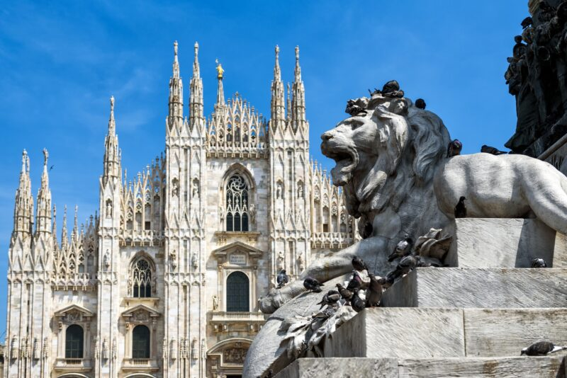 14 Day South To North Italy Tour Package