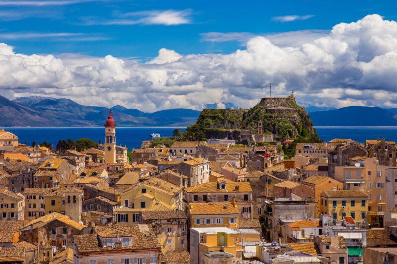 Achilleion, Kanoni & Corfu Town Private Tour (2)