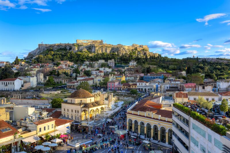 11 Day Greek Nature And Adventure Tour Package_acropolis