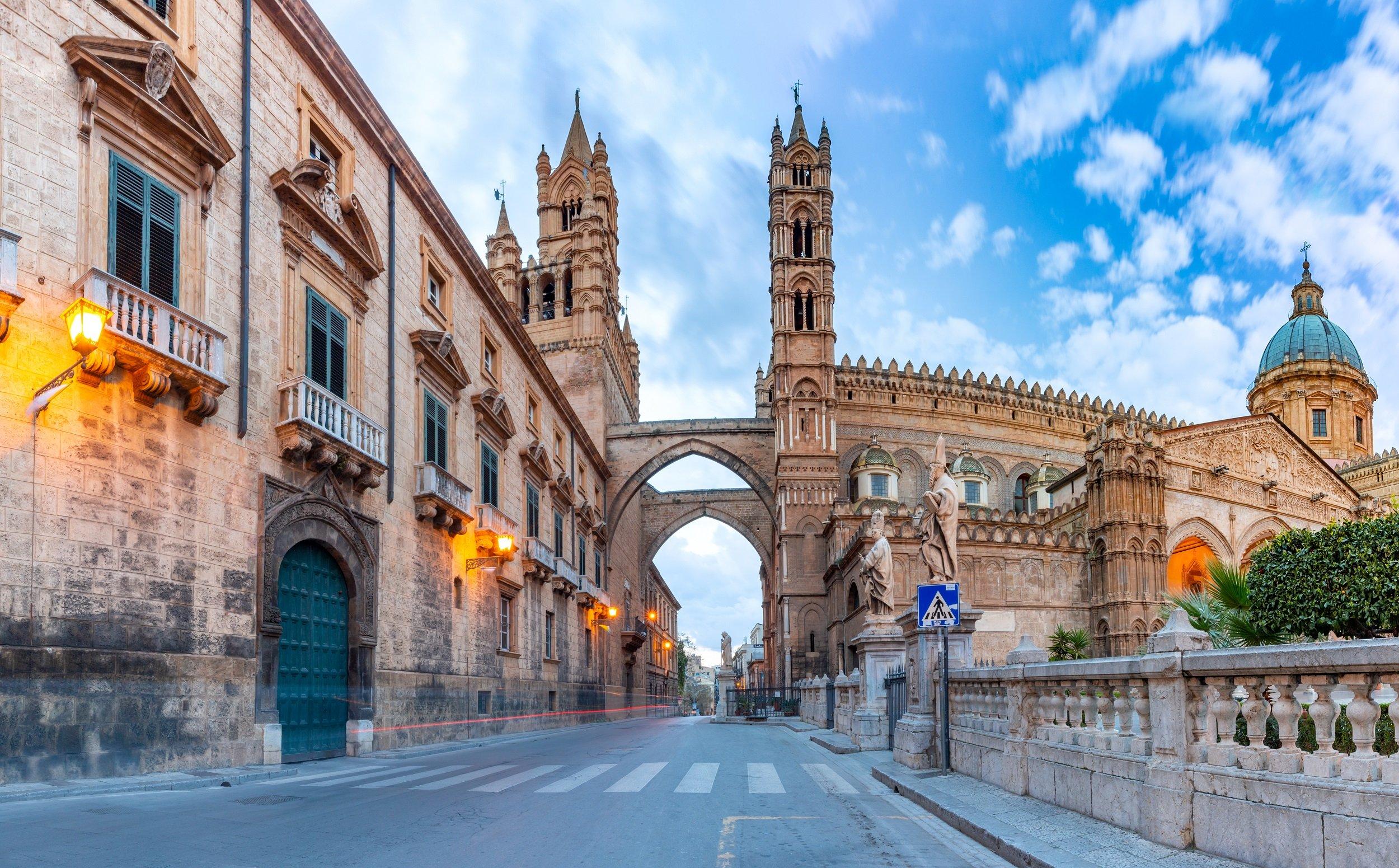 Palermo Old Town Bike Tour