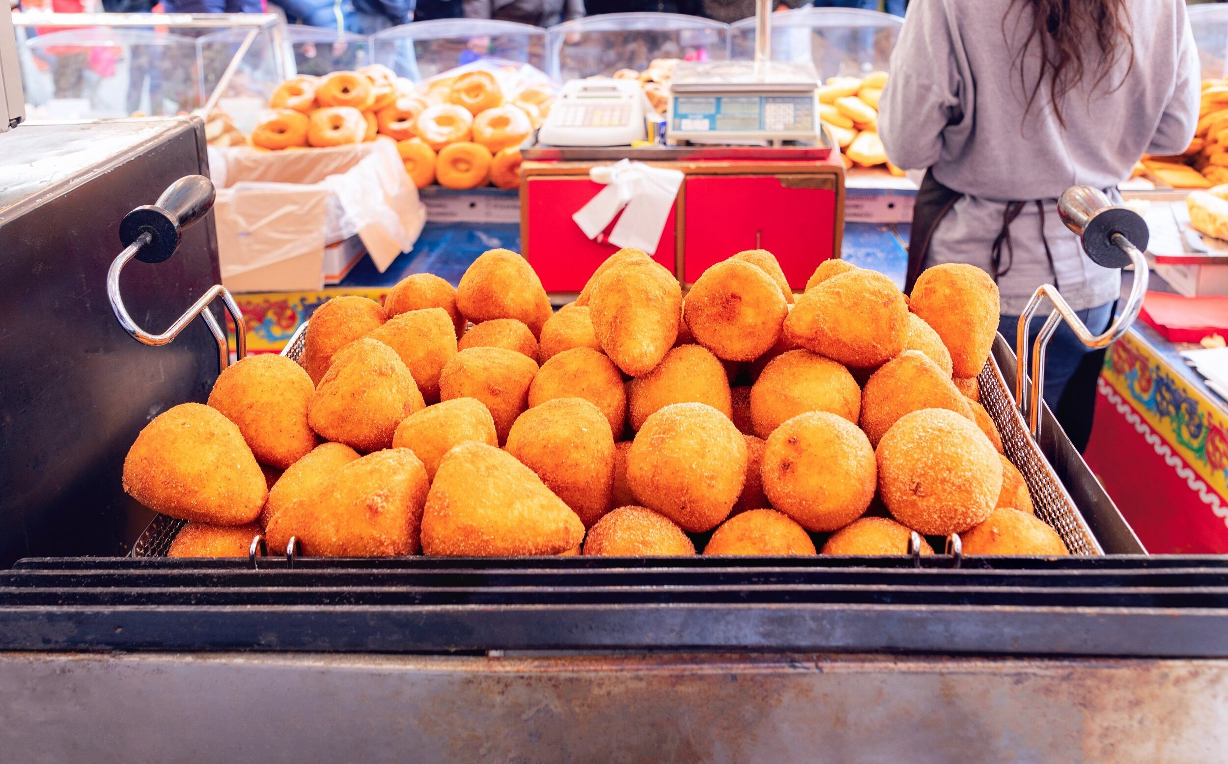 Street Food On The Palermo Old Town Bike Tour