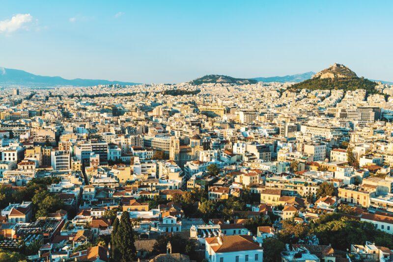 Visit Athens On Our 10 Day Athens, Santorini & Mykonos Package Tour