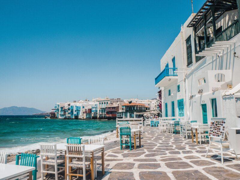 Mykonos Town - 10 Day Athens, Santorini & Mykonos Package Tour