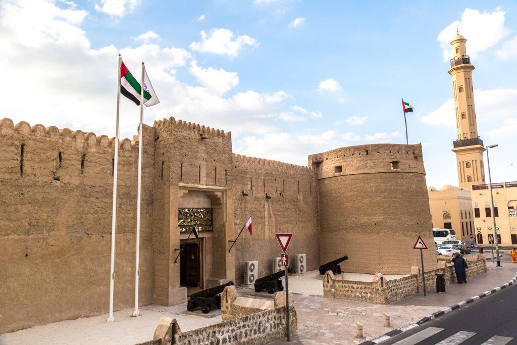 Tour the Dubai Museum