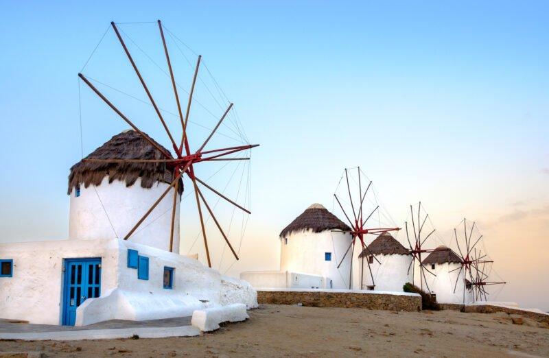 The Ultimate Greek Journey - Athens, Santorini & Mykonos Package Tour - 10 Days