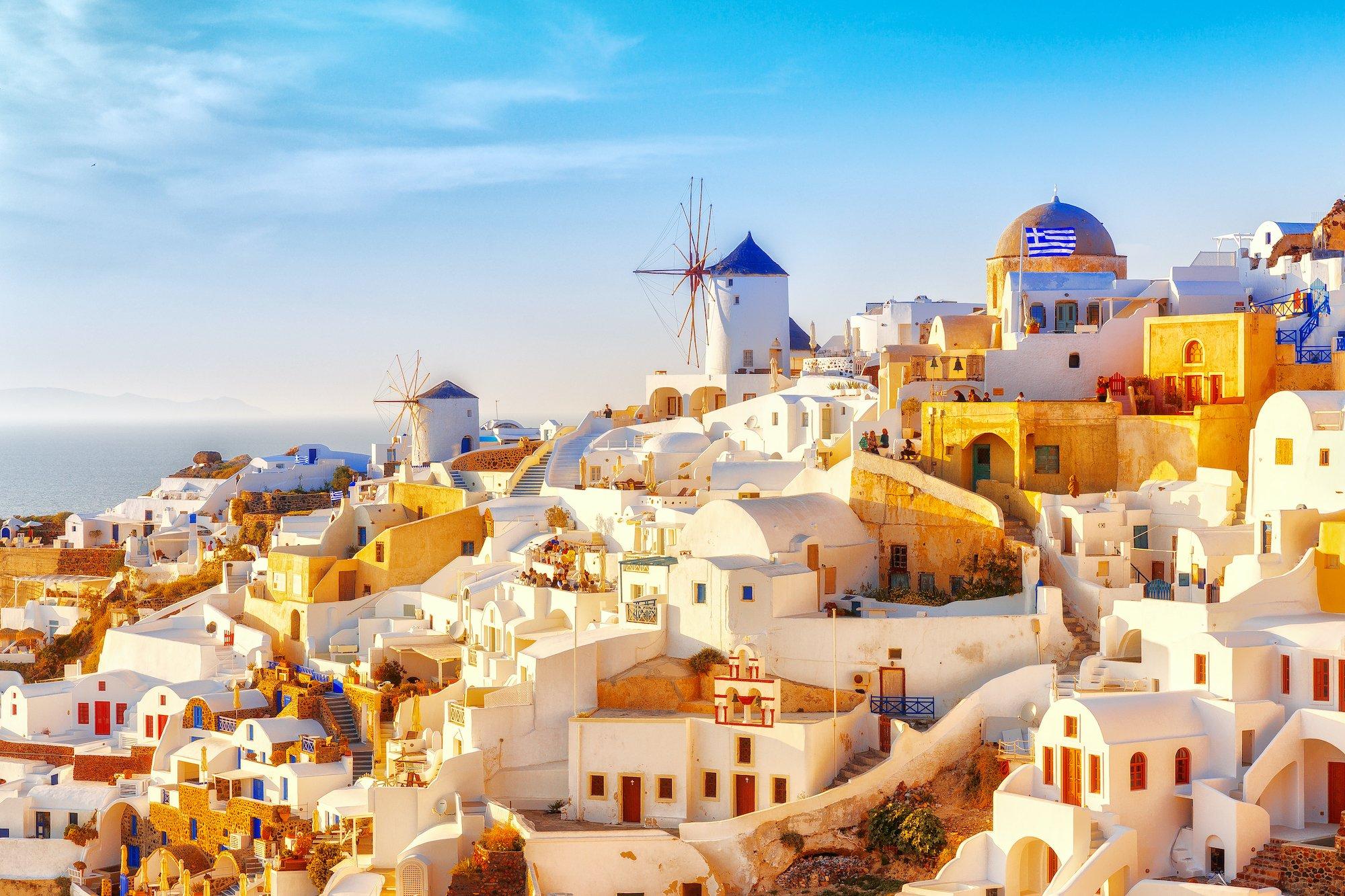 The Ultimate Greek Journey - Athens, Santorini & Mykonos Package Tour - 10 Days_1