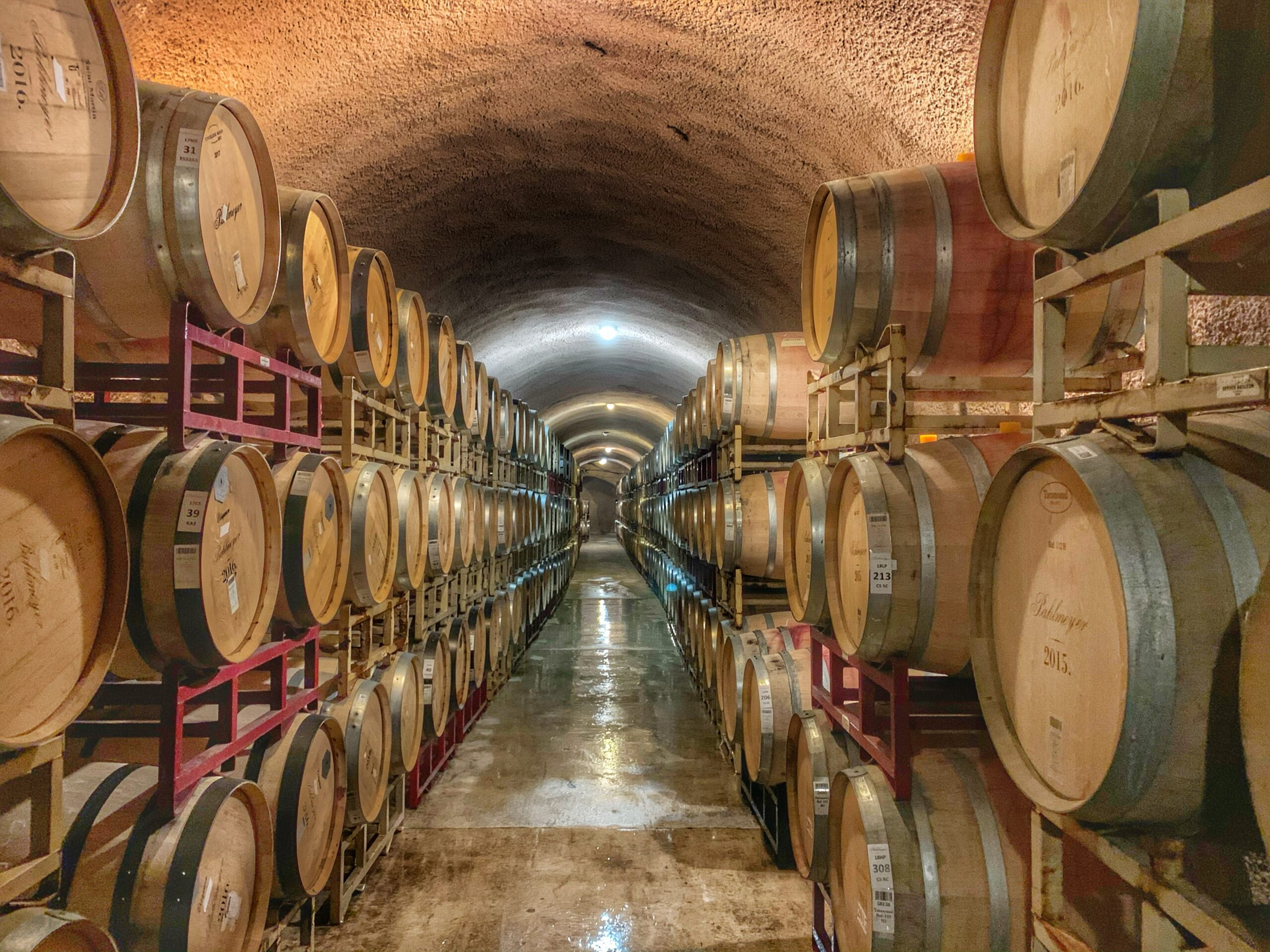 Head To A Local Winery On Our 10 Day Secrets Of Greek Food & Wine Tour Package