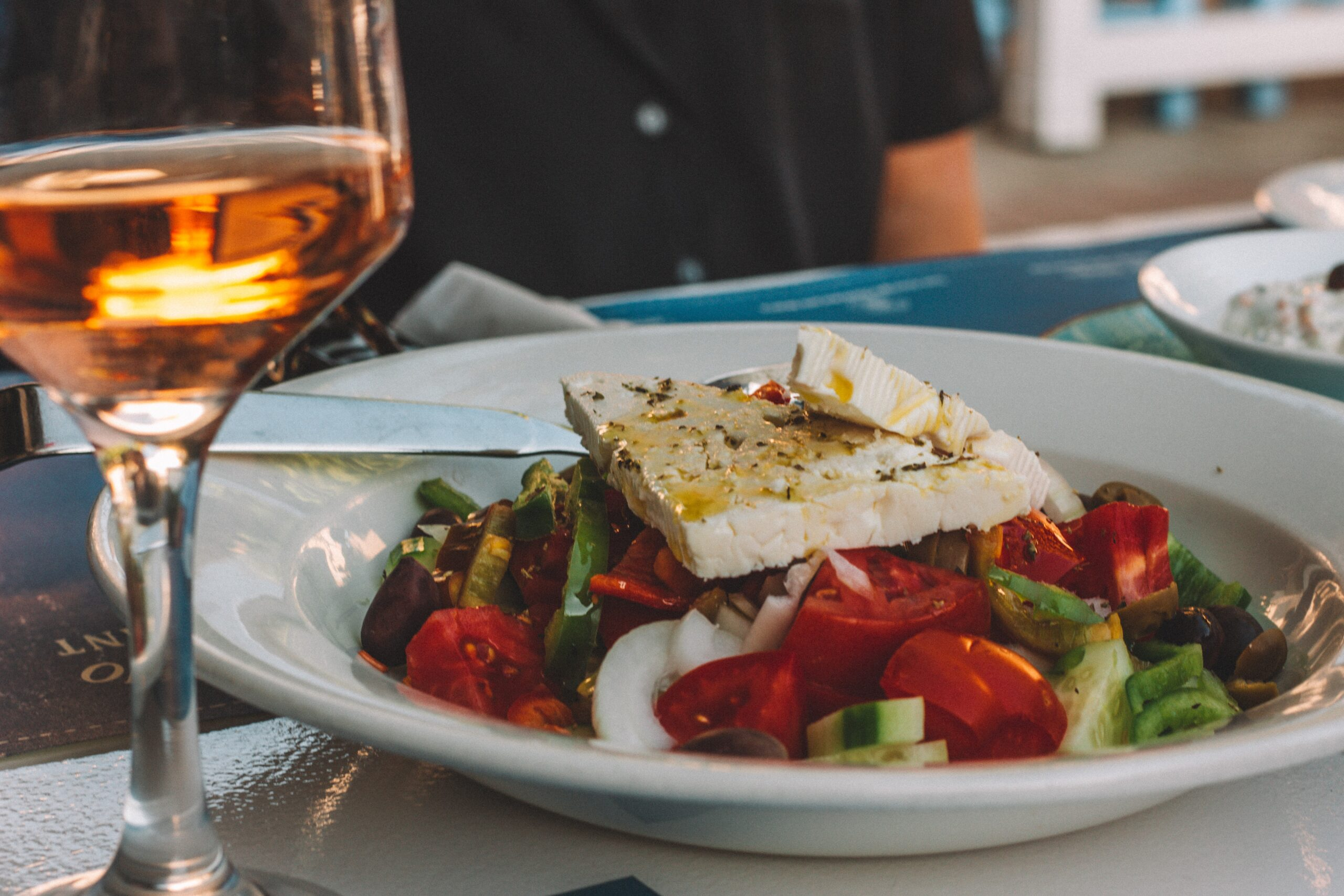 Sample The Best Greek Food On Our 10 Day Secrets Of Greek Food & Wine Tour Package