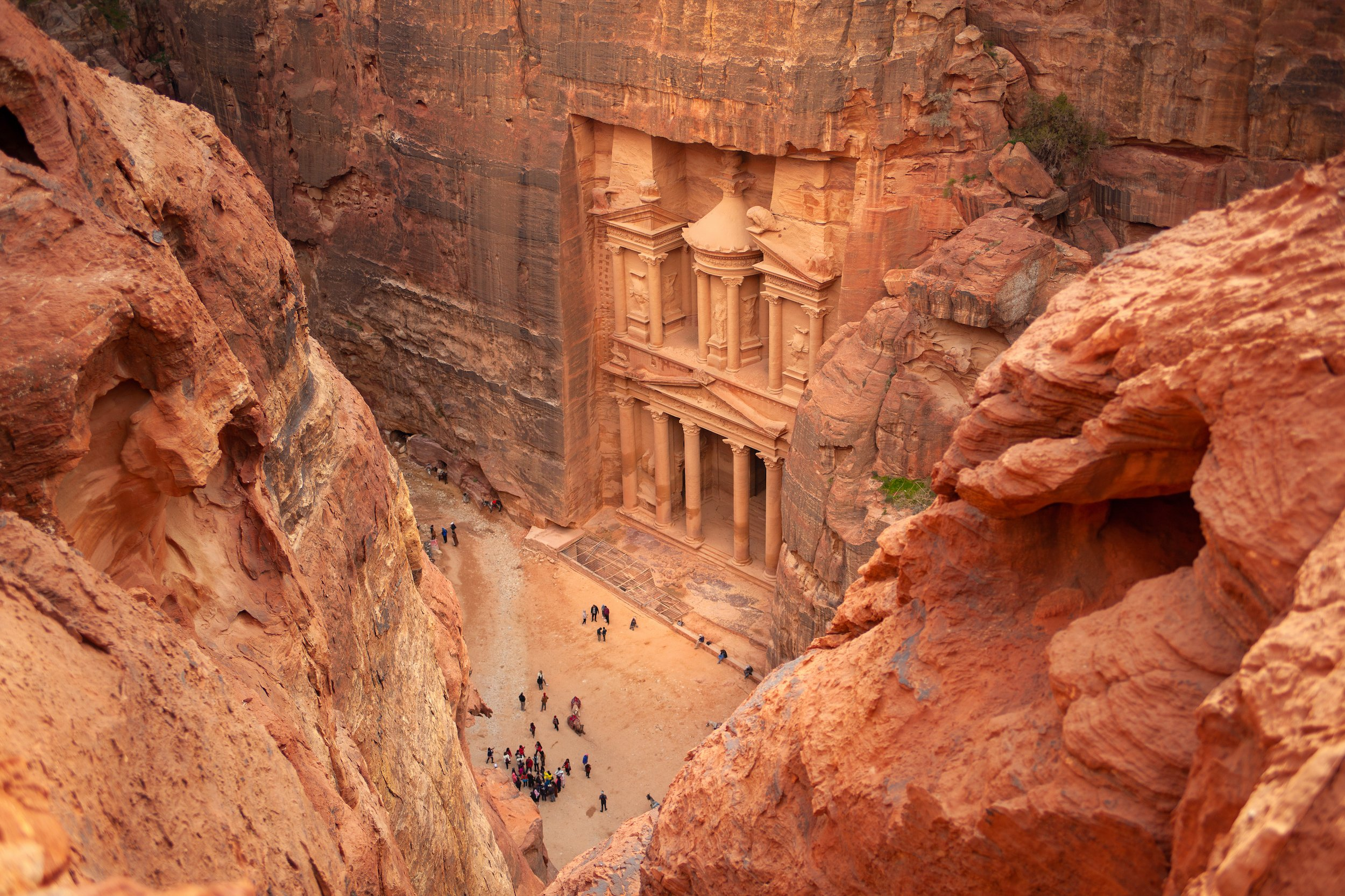 Petra Tour With Overnight In Aqaba From Eilat