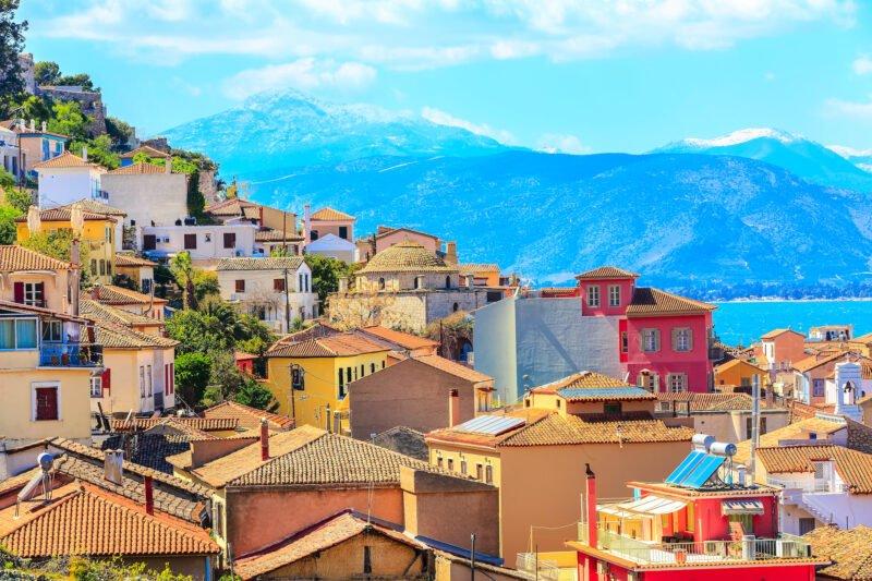 10 Day Secrets Of Greek Food & Wine Tour Package