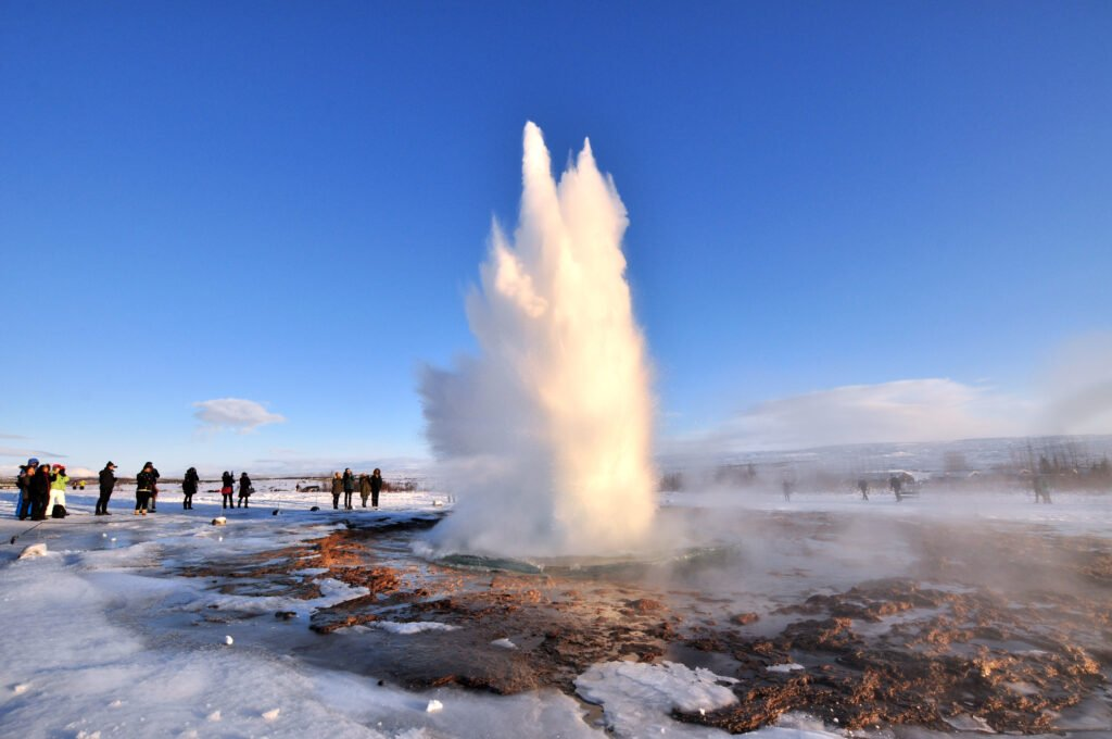 Geysir is the most famous geyser in the world