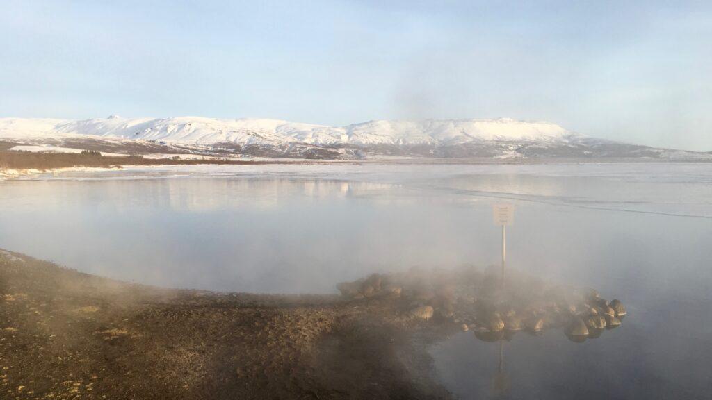 Laugarvatn Fontana, Iceland